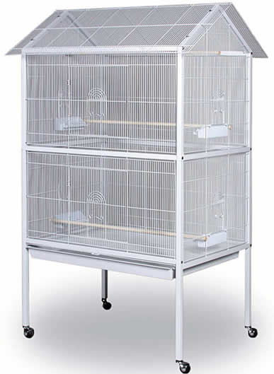 Medium Flight Cage Ideal For Caiques Lories Large Parakeets
